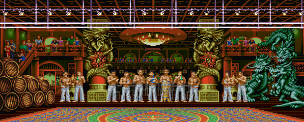 Fatal Fury: King of Fighters - Pao Pao Cafe 0.1