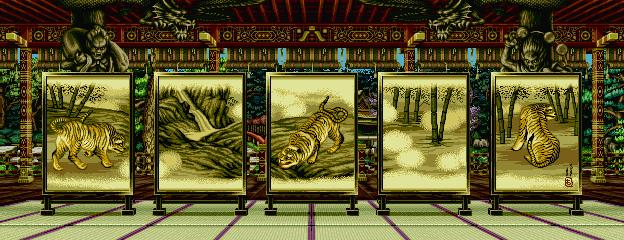 Fatal Fury 2 - Jubei Stage 0.1b