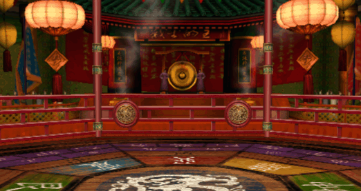 The King of Fighters Maximum Impact: Regulation A - Dragon's Lair 0.1
