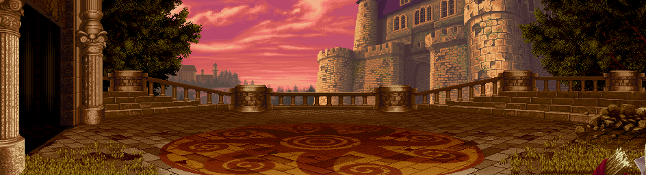 Real Bout Fatal Fury Special - Laurence's Castle 0.1