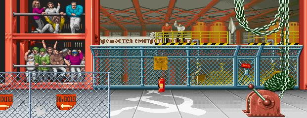 Street Fighter II: The World Warrior - Grand Factory 0.1