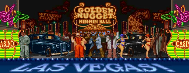 Street Fighter II: The World Warrior - Las Vegas 0.1