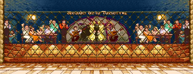 Street Fighter II: The World Warrior - Fighting Barroom 0.1