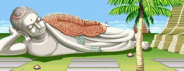 Street Fighter II: The World Warrior - Ayuthaya Ruins 0.1
