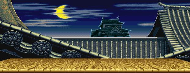 Street Fighter II': Champion Edition - Suzaku Castle 0.2