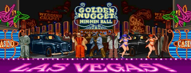 Street Fighter II': Champion Edition - Las Vegas 0.1
