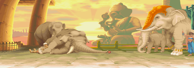 Street Fighter Alpha 2 - Bank of the Ganges 0.3