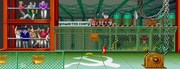 Super Street Fighter II Turbo - Grand Factory 0.1