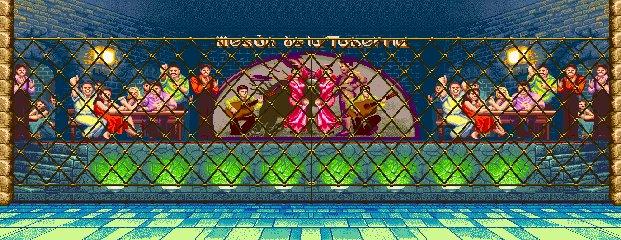 Super Street Fighter II Turbo - Fighting Barroom 0.1