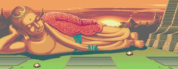 Super Street Fighter II Turbo - Ayuthaya Ruins 0.1